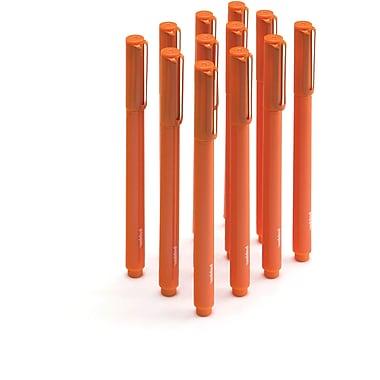 Poppin Orange Signature Ballpoint Pens