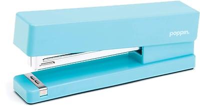 Poppin Aqua Stapler