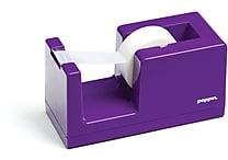 Poppin Tape Dispenser, Purple, (100167)