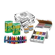 Prang® (Dixon Ticonderoga®) Teacher's Kit with Activity Treasure Chest