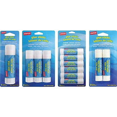 Staples Staples Washable Glue Stick