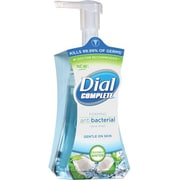 Dial® Complete Antibacterial Foaming Hand Wash, Coconut Water, 7.5 oz.