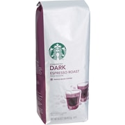 Starbucks® Espresso Whole Bean Coffee, Regular, 1 lb. Bag