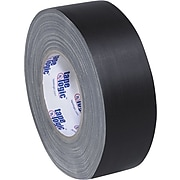 "Tape Logic® Gaffers Tape, 11.0 Mil, 2"" x 60 yds., Black, 3/Case (T98718B3PK)"