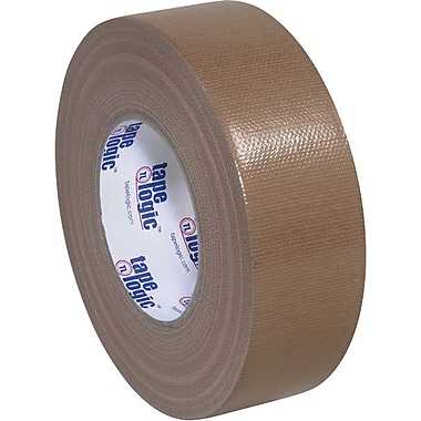 Tape Logic Economy Cloth Duct Tape, Brown, 2