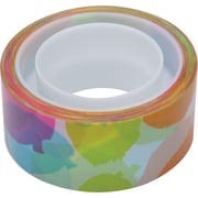 "Scotch® Expressions Magic™ Tape, Watercolor Pattern, 3/4"" x 300"""