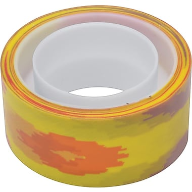 Scotch® Expressions Magic™ Tape, Sherbert Pattern, 3/4