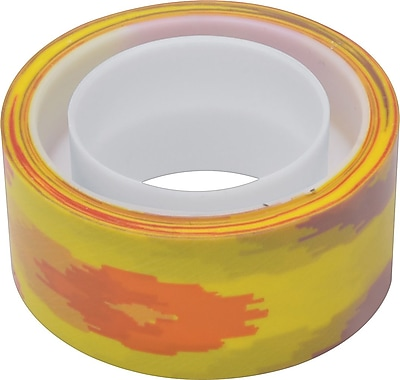 Scotch® Expressions Magic™ Tape, Sherbert Pattern, 3/4