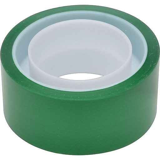 "Scotch Expressions Tape, Dark Green, Removable, 3/4""x300"""