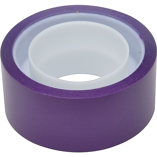 "Scotch® Expressions Washi Tape, 3/4"" x 8.33  yds., Purple (C214-PUR-SS)"