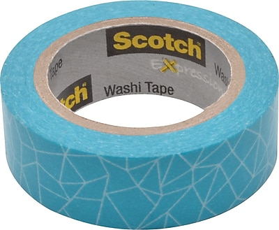 Scotch® Expressions Washi Tape, 0.59