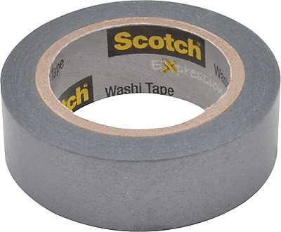 Scotch® Expressions Washi Tape, 0.59