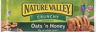 Nature Valley® Oats & Honey Granola Bars, 1.5 oz. Packs, 28 Packs/Box