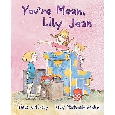 Scholastic – Tu es méchante, Lily-Ange!