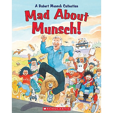 Scholastic Mad About Munsch!