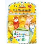 Little Scholastic Old Macdonald, A Hand Puppet Board Book