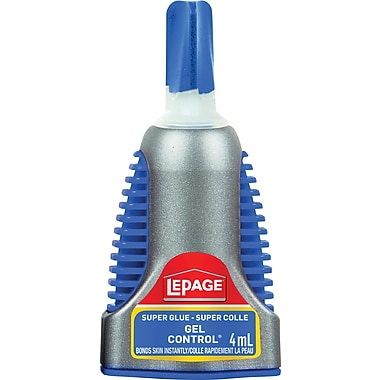 LePage® Super Glue, 4 mL