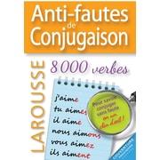 Larousse - Grammaire, anti-fautes de conjugaison