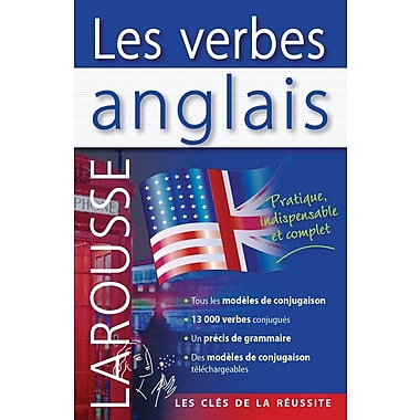 French Reference Book - Larousse Les Verbes Anglais