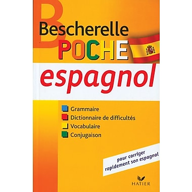 Bescherelle - Grammaire de poche, espagnol