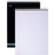 "Cambridge® Wirebound Numbered Steno Notebook, 8-1/2"" x 11"""