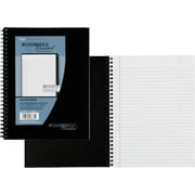 "Cambridge® Legal Ruled Business Notebook, 6-5/8"" x 9-1/2"", Black (06672)"