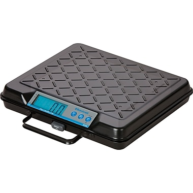 Brecknell Electronic Shipping Scale, 250 lbs