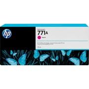 HP – Cartouche d'encre magenta DesignJet 771A (B6Y17A)