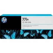 HP – Cartouche d'encre gris clair DesignJet 771A (B6Y22A)