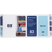 HP DesignJet 83 Light Cyan UV Printhead and Cleaner (C4964A)