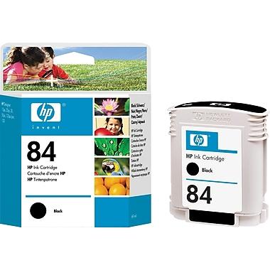 HP - Cartouche d'encre noire DesignJet 84 (C5016A) 69 ml