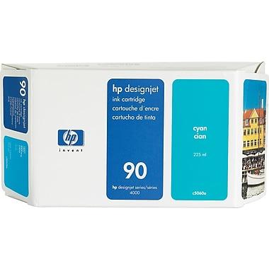 HP – Cartouche d'encre cyan 90 (C5060A)