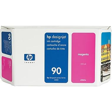 HP – Cartouche d'encre magenta 90 (C5062A)