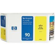 HP – Cartouche d'encre jaune 90 (C5064A)