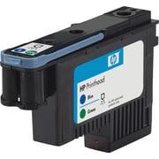 HP – Tête d'impression bleue et verte avec nettoyant 70 (C9408A)