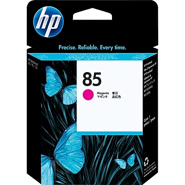 HP – Tête d'impression magenta 85 (C9421A)