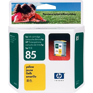 HP DesignJet 85 Yellow Ink Cartridge (C9427A)