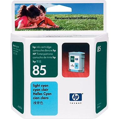 HP DesignJet 85 Light Cyan Ink Cartridge (C9428A)