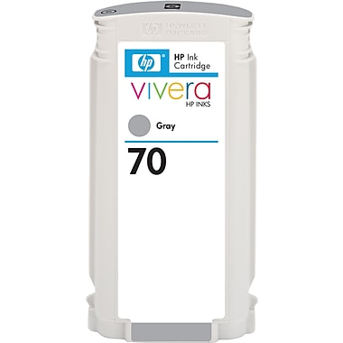 HP 70 Grey Ink Cartridge (C9450A)