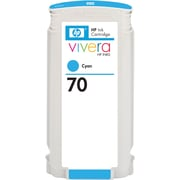HP 70 Cyan Ink Cartridge (C9452A)