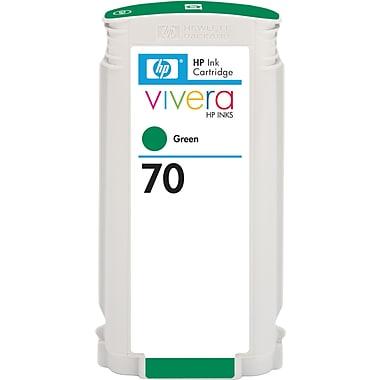 HP – Cartouche d'encre verte 70 (C9457A)