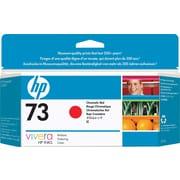 HP – Cartouche d'encre rouge chromatique 73 (CD951A)