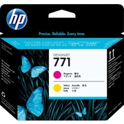 HP 771 Magenta and Yellow Printhead (CE018A)