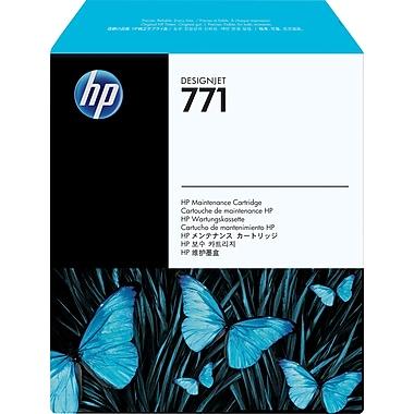 HP – Cartouche d'entretien DesignJet 771 (CH644A)