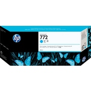 HP DesignJet 772 Cyan Ink Cartridge (CN636A)