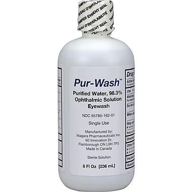 First Aid Only™ Eye Wash, 8 oz