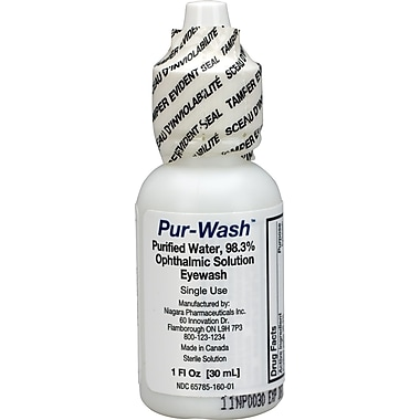First Aid Only™ Eye Wash, 1 oz