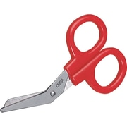 "First Aid Only™ Kit Scissors, 4"" Angled Blades"