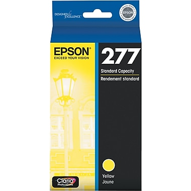 Epson 277 Yellow Ink Cartridge (T277420-S)