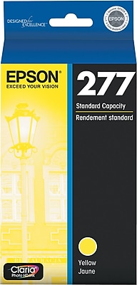 Epson 277 Yellow Ink Cartridge (T277420)